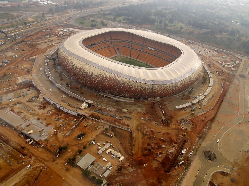 SOCCER CITY JOHANNESBURG SOUTH AFRICA 2010 WORLD CUP STADI