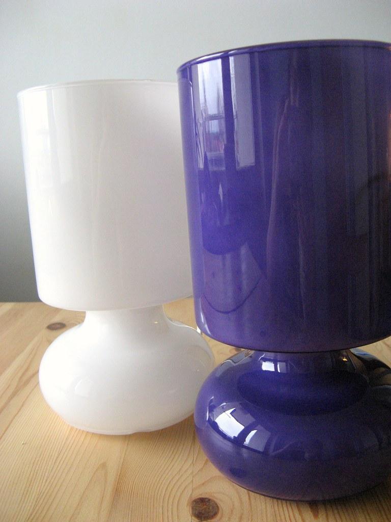 Ikea Lykta Bordslampa Emsanpemsan Flickr