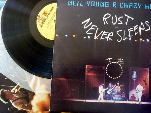 Neil Young, Rust Never Sleeps, 1979.