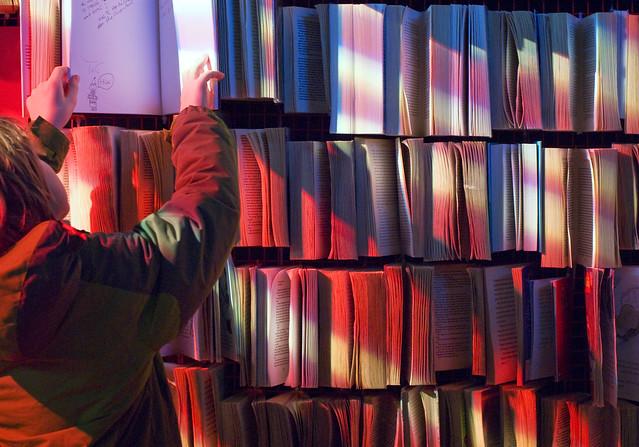 The Bibliomancer's Dream