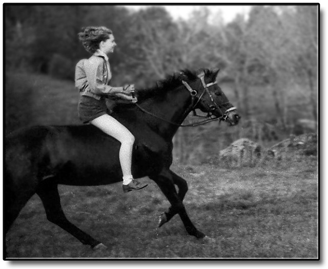 Riding With The Wind - A Precious Memory