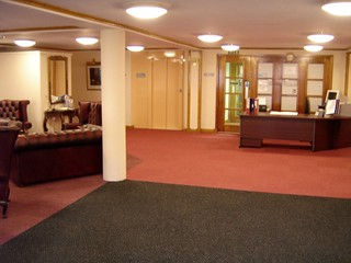 carpet tile mat matting entrance reception foyer area by iona flooring | by ionaflooring.co.uk