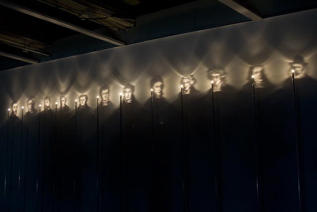 Leuchtende vorbilder