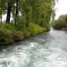 La rivière à l'automne