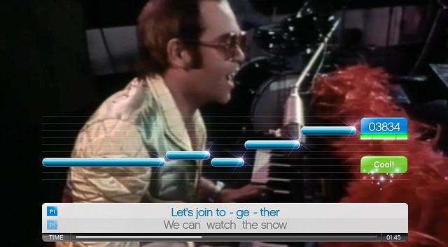 Elton John Step Into Christmas.Elton John Step Into Christmas This Week On The Singstor