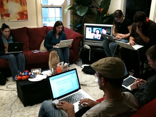 Ushahidi - Boston Situation Room