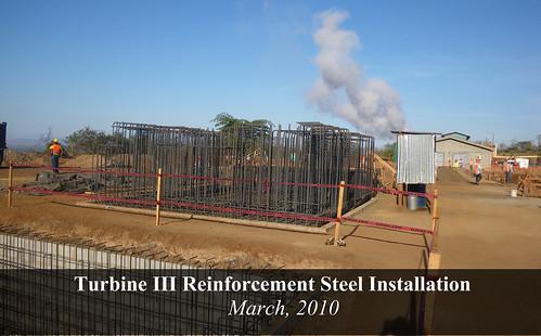 Turbine III Reinforcement Steel Installation (2 final) | by Ram Power Photo Gallery