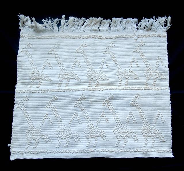 Nahua Weaving