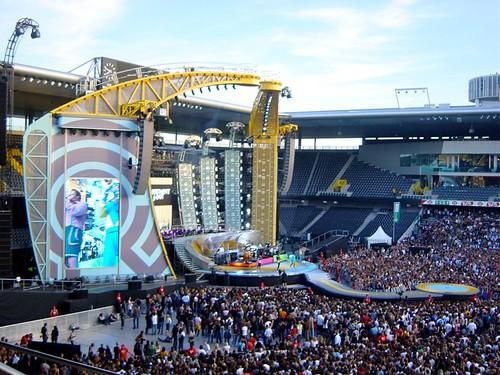 Robbie Williams Konzert München