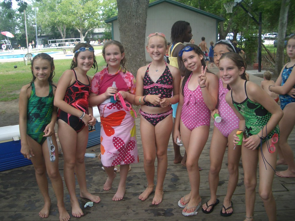 5th Grade Girls Party