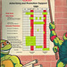 "Ralston ::""TEENAGE MUTANT NINJA TURTLES"" CEREAL - Sales Sample ii (( 1989 )) by tOkKa"