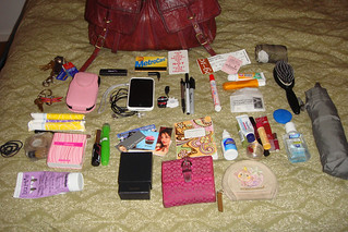What's In Yo Bag? Here's What's In Mine. | by Emily Cavalier