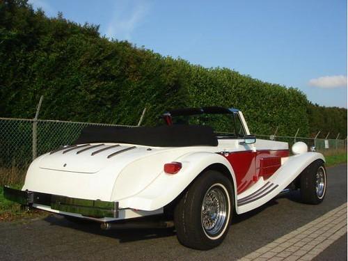 Clenet Serie 3 ASHA Cabriolet 1986 r   by willemsknol