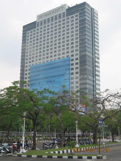 Hotel JW Marriott Medan