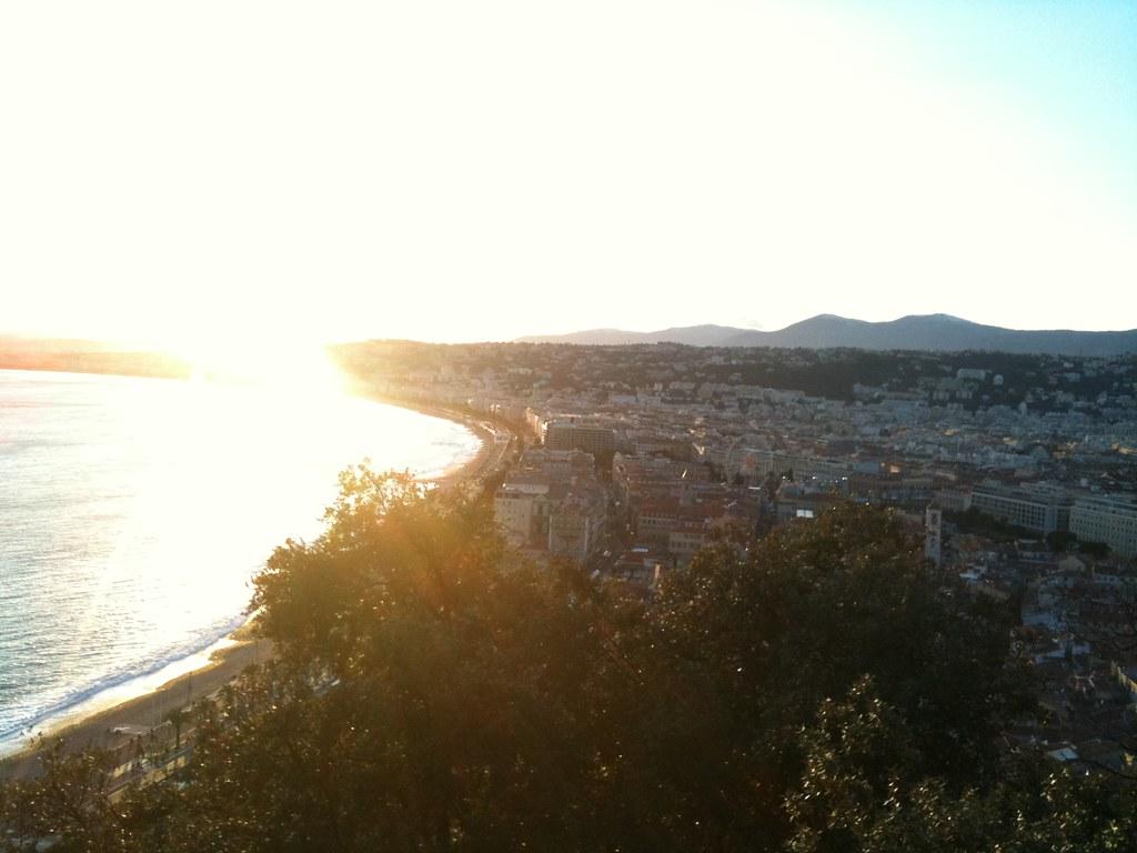P'tit week end à Nice