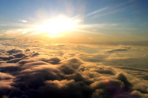 Above the clouds | by DavidSpinks