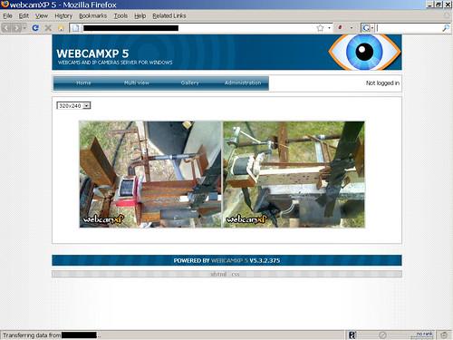 Humdinger Webcam