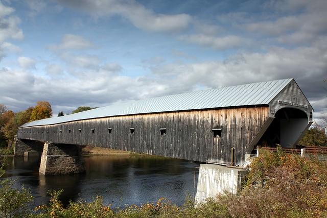 Cornish-Windsor Covered Bridge (Windsor, Vermont - Sullivan County, New Hampshire)