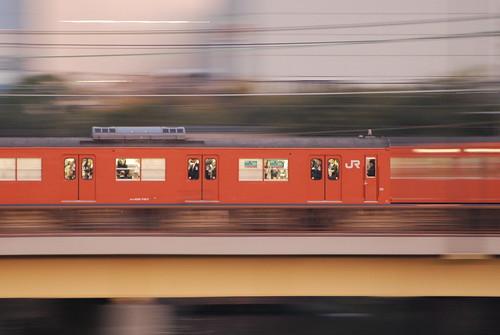 Train | by kuribo