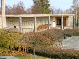 Lidice Memorial - Near Prague, Czech Republic