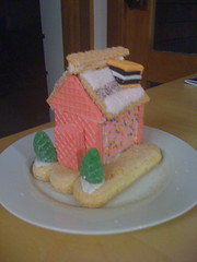 (Not) Gingerbread House