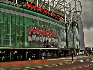 MUFC HDR | by CameliaTWU