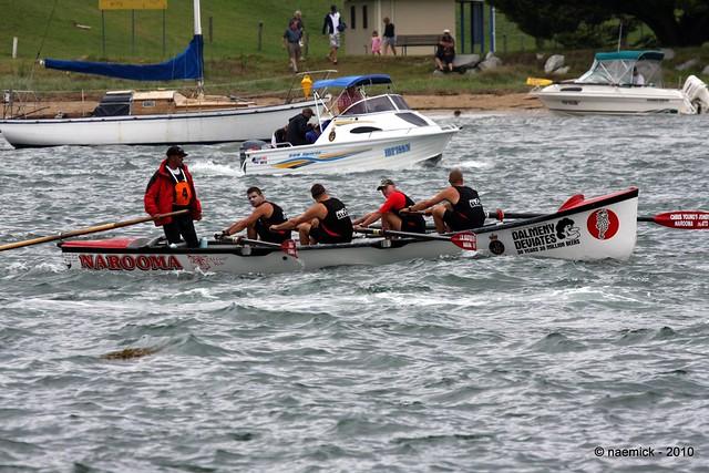 2010 Navy George Bass Marathon4