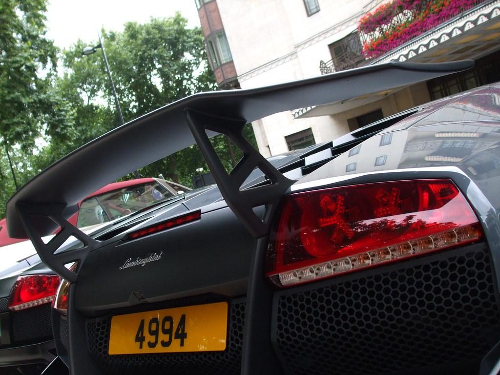 Lamborghini Murcielago LP670-4 SV | A low angle shot of that… | Flickr