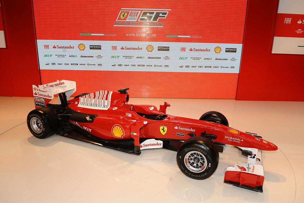 Ferrari F10 2010 F1 Ferrari F10 2010 F1 Formula 1 Zip250 Flickr