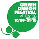Green Design Festival 2008 Logo