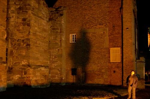 Tutbury Castle fireworks - 169