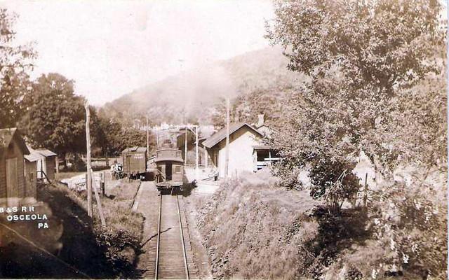 b s station osceola pa buffalo susquehanna railway sta flickr flickr