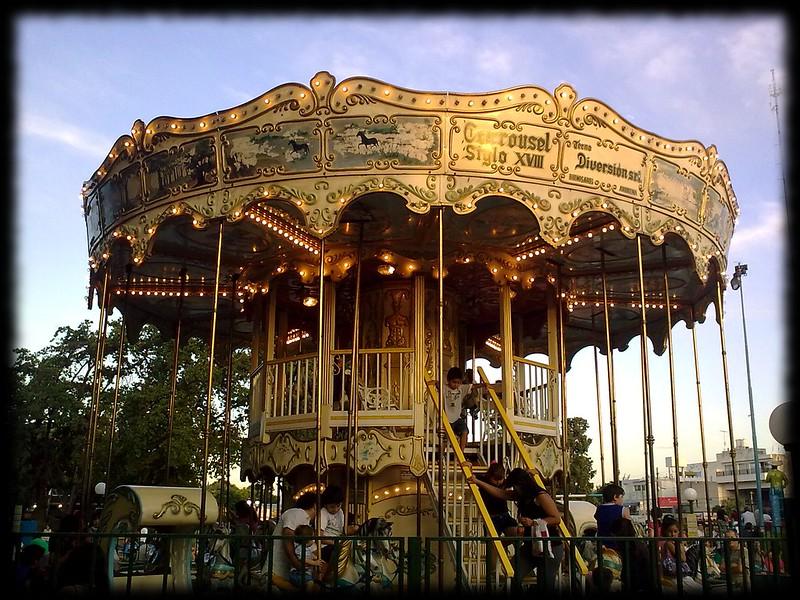 Carrousel siglo XVIII