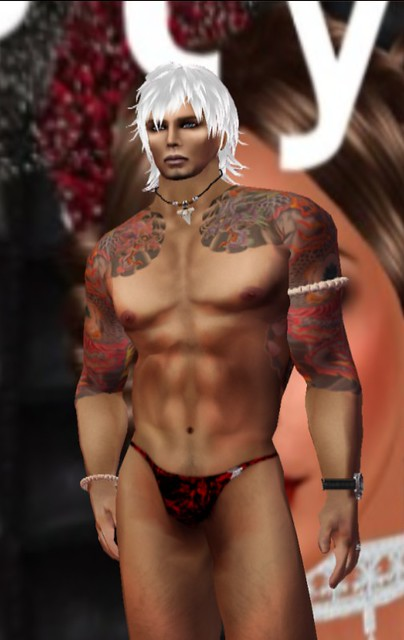 Bestyle Male Calendar 2010 - Nave Fall  Swimsuit