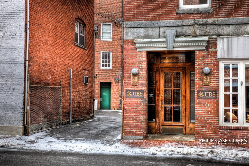 Green Door by Philip Case Cohen