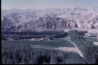 The Valley of Bayam, Afghanistan