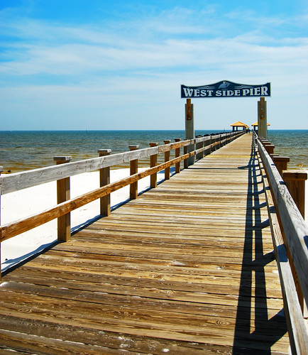 usa color gulfofmexico mississippi pier boardwalk gulfport nikond40x
