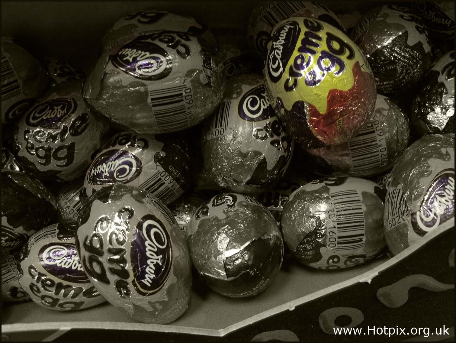 cadbury,creme,cream,egg,easter,chocolate,food,calories,confectio cadbury,confectionry,confectionary,365project,365,project,project365,selective,color,colour,black,white,mono,toned,sepia,stillife,stilllife,still,life,selectivo,couleur,s\u00e9lective,vorgew\u00e4hlte,Farbe,sex,sexy,hotpix!