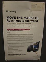 Bloomberg - UI Prototype Developer