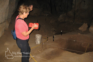 Capricorn Caves Dig Site | by Dig the Tropic