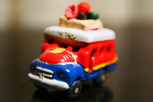Haitian Tap Tap Bus Toy 12-1-09 | by stevendepolo