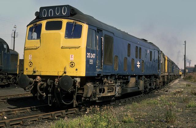 Class 25: 25247 Frodingham MPD