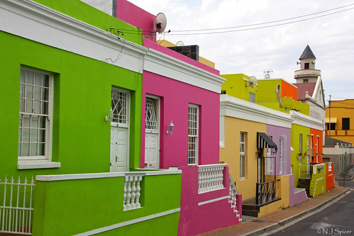 Bo-Kaap, Cape Town, South Africa | by neiljs