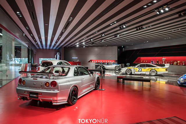 Auto Motor Playground ''TOKYO'' // The Impul Awakens  at Nismo Showroom