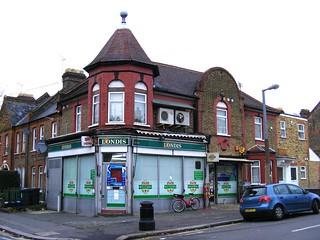 Warner Estates Londis corner shop, E17