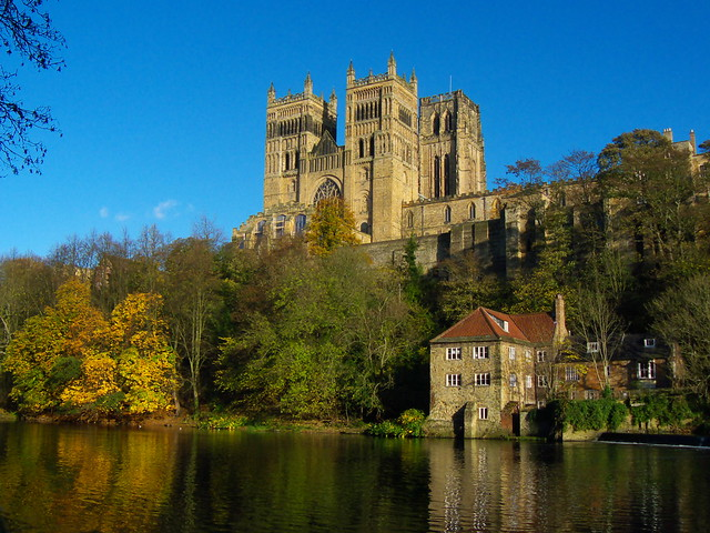 Durham Cathedral and River Wear III