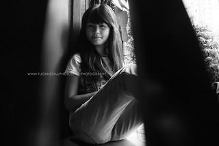 tasha photoshoot.black n white