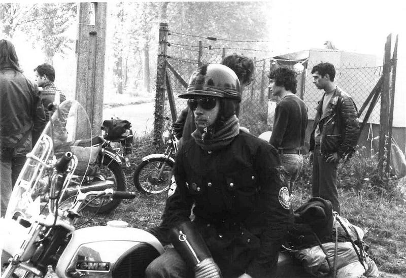 Rassemblement MC Samara 05/1976 Sailly Laurette