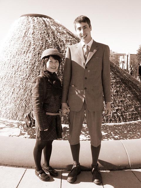 Elias & Hitomi
