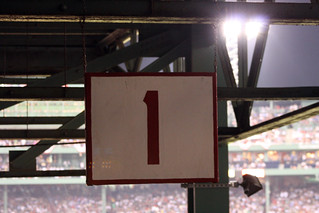 You are in Grandstand 1 | by ConfessionalPoet